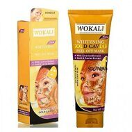 "Wokali ""Whitening Gold Caviar Peel Off Mask"" 130 мл."