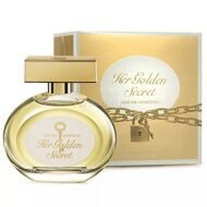 Antonio Banderas Her Golden Secret, 80 мл