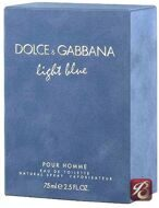 Dolce&Gabbana Light Blue pour Homme 3x20 ml