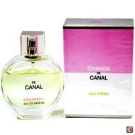 "FRAGRANCE WORLD ""CHANGE DE CANAL EAU FRESH"", 100 мл."
