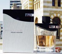 FRAGRANCE WORLD AUTHENTIC POUR HOMME 100 МЛ.
